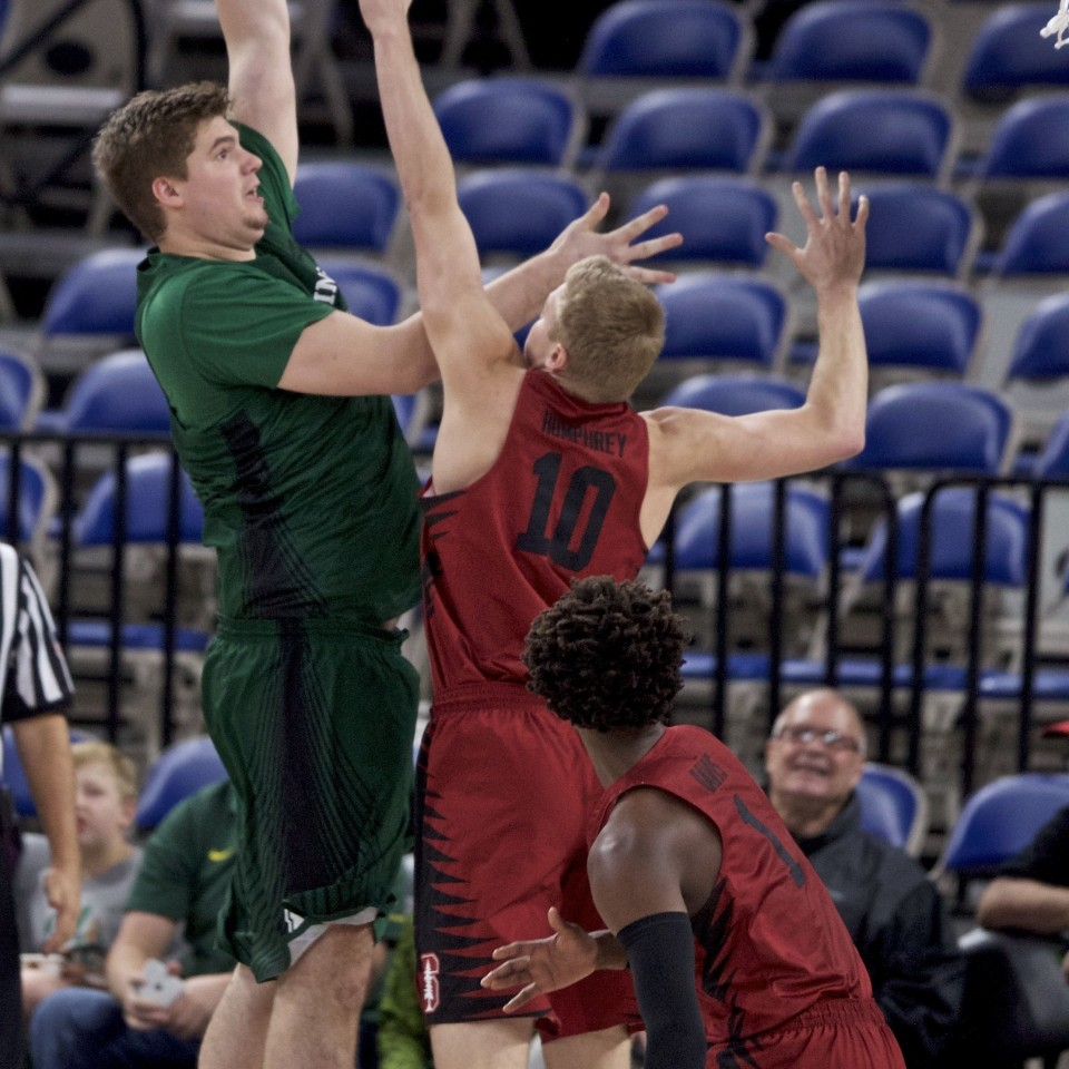 Portland State upsets Stanford 87-78 in the PK80